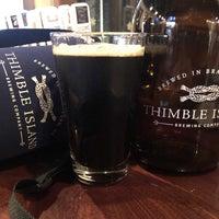 Photo prise au Thimble Island Brewing Company par Richard C. le12/10/2019
