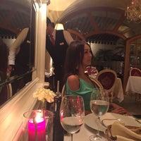 Das Foto wurde bei Aquarius Restaurant von Anastasiya S. am 7/24/2015 aufgenommen