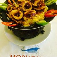 12/18/2014 tarihinde MOSHONİS BALIKCISI CHEF İ.ziyaretçi tarafından Moshonis Balıkçısı İsmail Chef'de çekilen fotoğraf