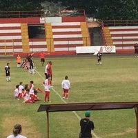 Foto tomada en Estadio Rafael Angel Camacho por Katherine C. el 3/23/2014