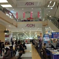 3/2/2013 tarihinde Takeshi H.ziyaretçi tarafından AEON Mall'de çekilen fotoğraf
