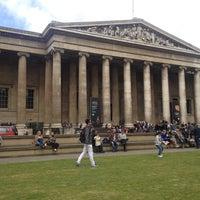 Foto scattata a British Museum da Adam W. il 5/5/2013