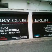 Das Foto wurde bei Sky Club von Marco N. am 8/31/2013 aufgenommen