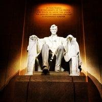 Photo prise au Mémorial Lincoln par Corinto C. le6/30/2013