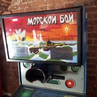 6/22/2013 tarihinde Romaziyaretçi tarafından Museum of Soviet Arcade Machines'de çekilen fotoğraf