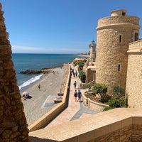 Castillo De Santa Ana Roquetas De Mar Andalucia