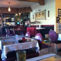 Foto scattata a Queen Sheba Ethopian Restaurant da Rachel O. il 2/10/2013