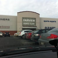 Photo Taken At Fairview Pointe Claire By Fredy B On 12 4 2013