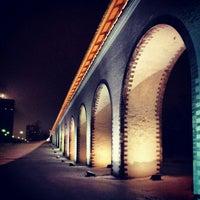 Photo prise au Ростокинский акведук par Nikita K. le11/30/2012