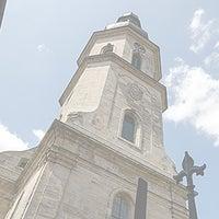 Das Foto wurde bei Markgrafenkirche von Ulli N. am 10/24/2013 aufgenommen