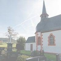 Снимок сделан в Dreifaltigkeitskirche пользователем Ulli N. 10/28/2013
