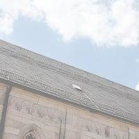 Снимок сделан в Christuskirche пользователем Ulli N. 10/24/2013