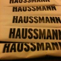 Foto tirada no(a) Nispet Haussmann por Aykut Y. em 2/14/2013