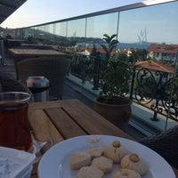 6/30/2015 tarihinde Umay A.ziyaretçi tarafından Maison Vourla Hotel'de çekilen fotoğraf