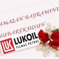 6/24/2017에 Mehmet Y.님이 Lukoil Yılmaz Petrol에서 찍은 사진
