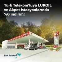 9/26/2017에 Mehmet Y.님이 Lukoil Yılmaz Petrol에서 찍은 사진