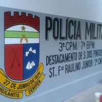 Foto tirada no(a) Destacamento de Polícia Militar De Serrinha Dos Pintos por SD A. em 1/19/2014