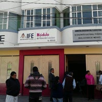 Modulo Del Ine Nezahualcoyotl Edo De Mex