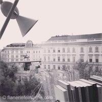 รูปภาพถ่ายที่ The Guesthouse Vienna โดย flânerie f. เมื่อ 10/29/2013