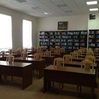 Снимок сделан в Бібліотека ім. Тетяни та Омеляна Антоновичів пользователем Mykhailyna M. 5/12/2013