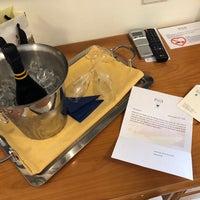 Das Foto wurde bei Hotel Italia Siena von Mathieu N. am 8/16/2018 aufgenommen
