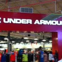... Photo taken at Under Armour Outlet by Christian P. on 2 2 2013 ... b7131c40a