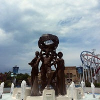 5/5/2013 tarihinde Alvin I.ziyaretçi tarafından Universal Studios Singapore'de çekilen fotoğraf