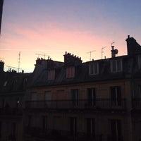 Photo prise au Hôtel de Saint-Germain par Francesca D. le12/7/2014