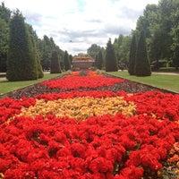7/4/2013 tarihinde Tim F.ziyaretçi tarafından Regent's Park'de çekilen fotoğraf