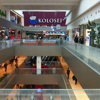Foto tomada en Ušće Shopping Center por Klemen el 2/8/2013