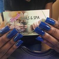 Blush Nails Spa 5 Tips