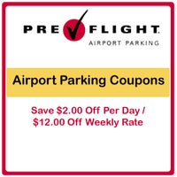 Preflight Airport Parking In