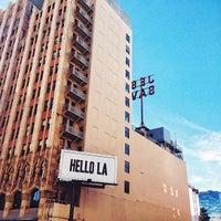 Das Foto wurde bei Ace Hotel Downtown Los Angeles von Matt D. am 12/27/2013 aufgenommen