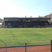 9/23/2018 tarihinde Erkanziyaretçi tarafından Silifke Şehir Stadyumu'de çekilen fotoğraf