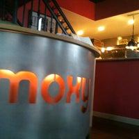 Foto tomada en Moxy American Tapas Restaurant por AML el 3/14/2013