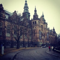 Снимок сделан в Nordiska museet пользователем Dick I. 4/18/2013