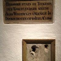 10/28/2012에 Gary B.님이 Museum Prinsenhof Delft에서 찍은 사진