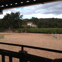 5/19/2013 tarihinde Juan Z.ziyaretçi tarafından Nutreal - Hipismo, Hipoterapia e Restaurante'de çekilen fotoğraf