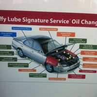 how much is an oil change at jiffy lube