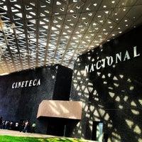 Foto tomada en Cineteca Nacional por Angel C. el 2/2/2013