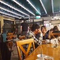 Photo prise au The Tram Café par Edward B. le9/14/2018