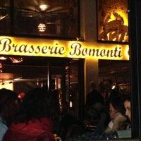 Foto tomada en Brasserie Bomonti por Meliz B. el 4/13/2013