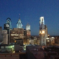 5/14/2013 tarihinde Jon A.ziyaretçi tarafından Loews Philadelphia Hotel'de çekilen fotoğraf