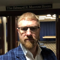 Photo prise au The Edward R. Murrow Room at the National Press Club par Alexander M. le11/7/2018
