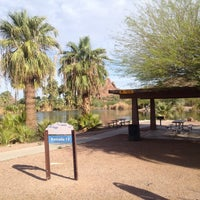 Photo taken at Papago Park by Melissa S. on 3/26/2014