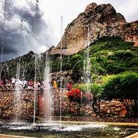 Foto tomada en Peña de Bernal por Sharon O. el 7/21/2013