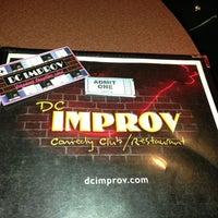 Photo prise au DC Improv Comedy Club par Nicole M. le3/29/2013