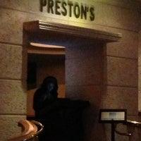 Снимок сделан в Preston's Brasserie пользователем Paul S. 11/12/2012