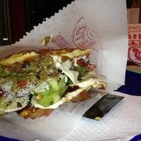 9/2/2013 tarihinde Can V.ziyaretçi tarafından Meto Dondurma & Waffle'de çekilen fotoğraf