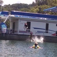 Photo Taken At Lake Cumberland Party Cove By Avalon Executive Transportation On 8 1